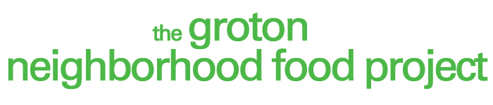 Groton Food Project